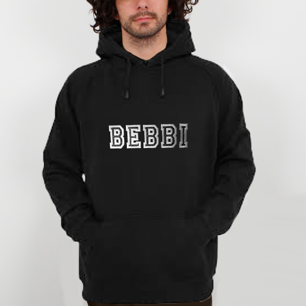 Bebbi Hoody embroidered