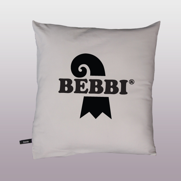 Bebbi Herald Pillow White